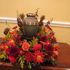 Urn for Elaine Gould, age 88, Raymer Kepner Funeral Home, Mooresville, NC, 9/28/2013