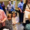 February 24, 2013 - Hazel Marie's first Sunday at Bethesda.