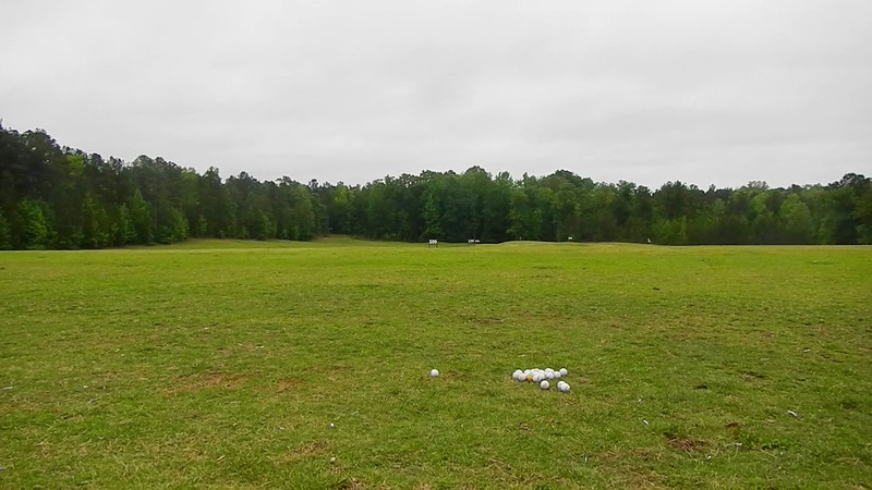 May 2, 2013 - John's first time at the driving range in ~3-5 years.