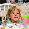 June 29, 2013 - Birthday party for John David (3) and Addison (4).