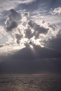 Alexander Beach Storm