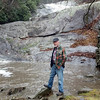 Dad at Peach Bottom Falls