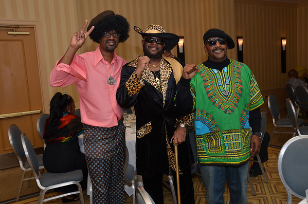 2013 Honeywood Family Reunion - 70's Banquet (Fort Lauderdale)