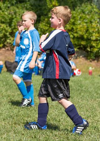 Foster Soccer - September 7, 2013