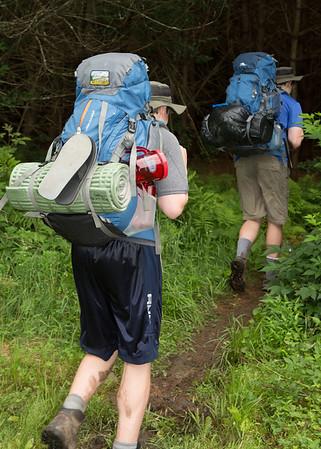 NH AT Hike Kickoff - July 7, 2013