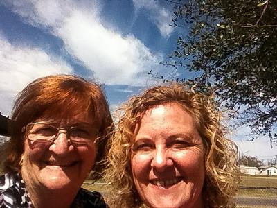 02-28-2013 Visiting Deborah in Texas