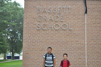 2013-08-15 First Day of School