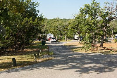 Buzzards Roost Campground Area
