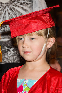 Kaylee Preschool Graduation