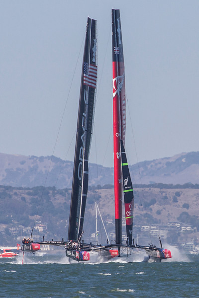 America's Cup, 9/18/13.