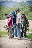8.10.13 - Paint Ball and Wings with friends for Connor's 13th Birthday.