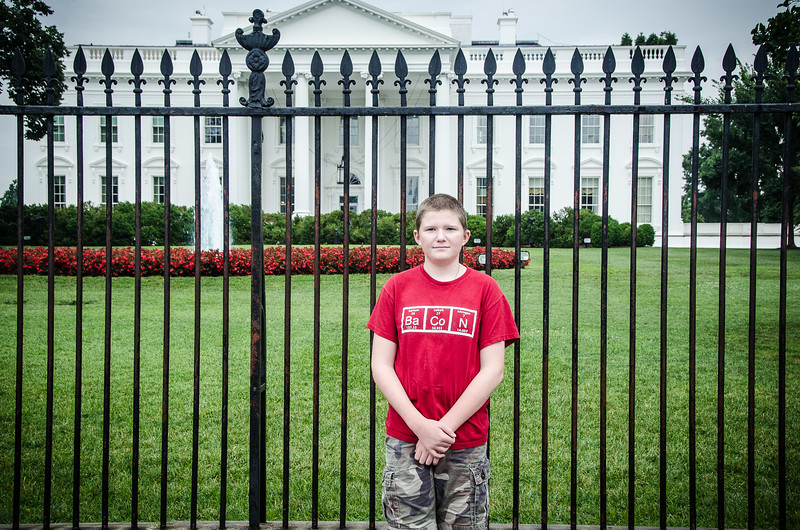 7.27.2013 - Connor's and David's trip to Washington, DC.
