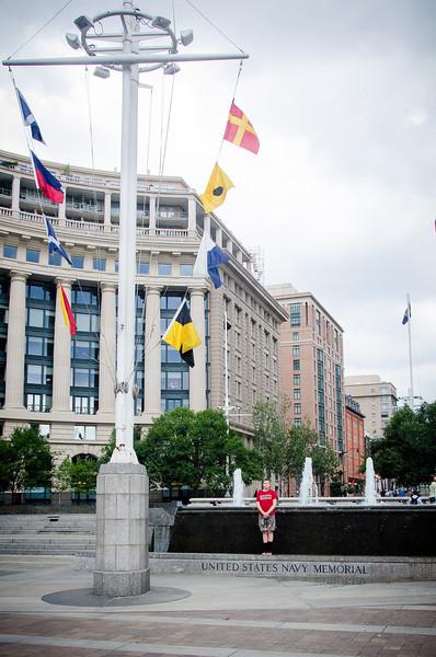 7.27.2013 - Connor's and David's trip to Washington, DC.