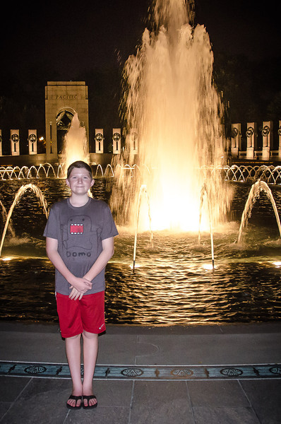 7.24.2013 - Connor's and David's trip to Washington, DC.
