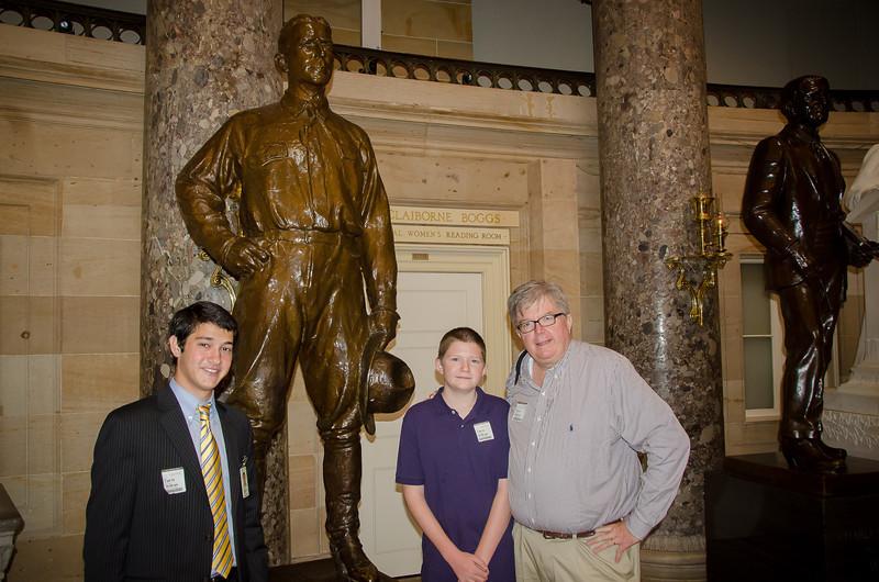 7.25.2013 - Connor's and David's trip to Washington, DC.
