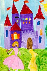 Princess' castle
