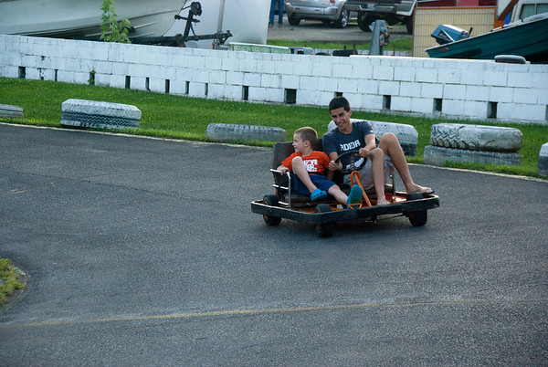 Go-Cart Ride