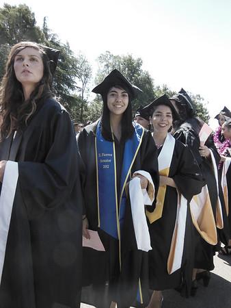 Estrella's Graduation & San Francisco May 2013
