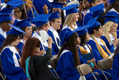 Joe's Graduation