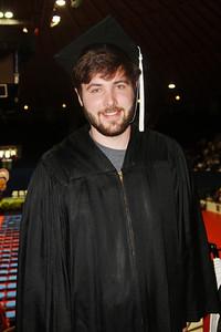 John ready to graduate