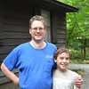 """My friend and former colleague Phil Couling, aka """"Flip"""" to campers. He runs Nature Camp."""