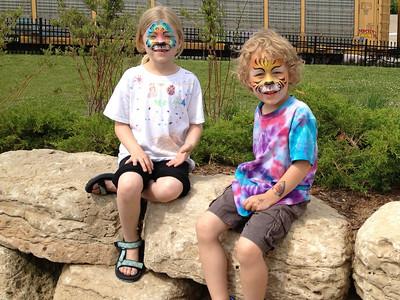 Everett & Emma at Hart Park