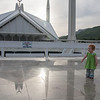 A visit to Faisal Mosque in Islamabad