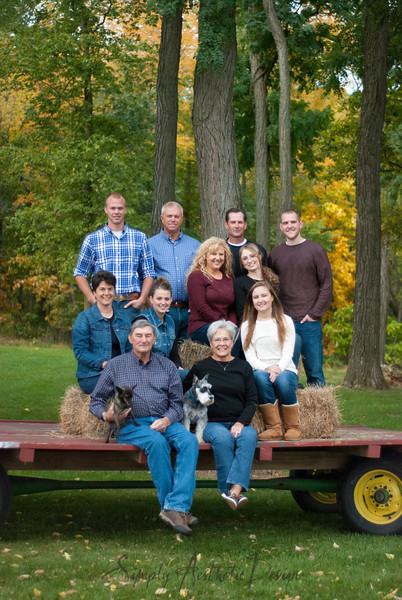 McCulloh Family 2013