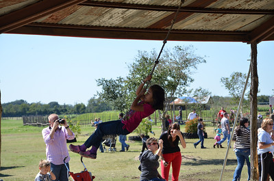 October 20, 2013 - Dewberry Farms in Brookshire Texas