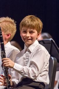 Peter clarinet concert