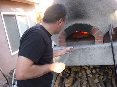Pizza at Fasans