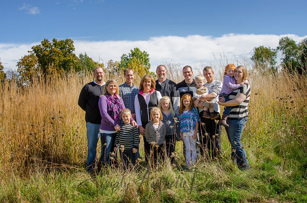 Nyenhuis-Glazier Family Fall 2013