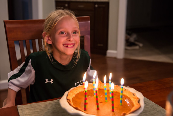 Happy Birthday Kara!  9!