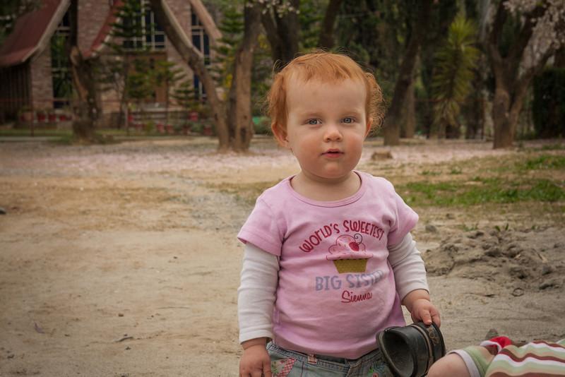 """World's Sweetest big Sister - Sienna"""