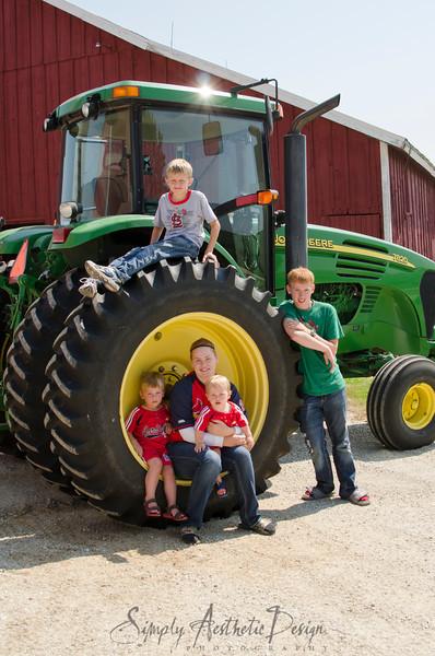 Tegeler Family Summer 2013