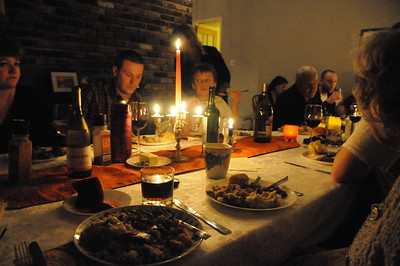 Thanksgiving at Meg's 2013
