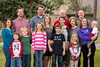 Moss family, Christmas 2013