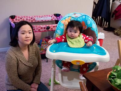 Jianping and Julia