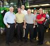 Larry Howell Retirement Coffee<br /> John Deere Worldwide Headquarters<br /> Display Floor
