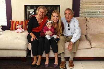 2013-11-28 Family Group Photos