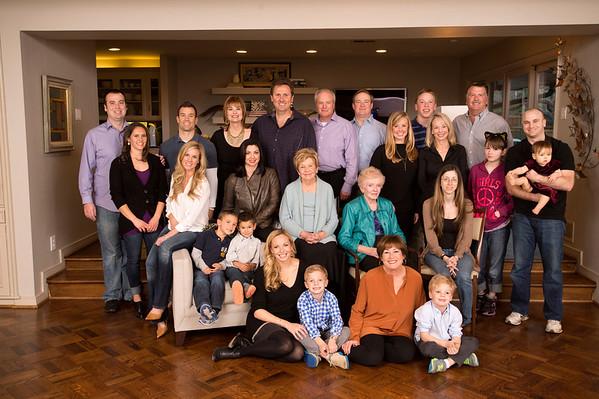 2014-01-04 Crowder Family Portraits