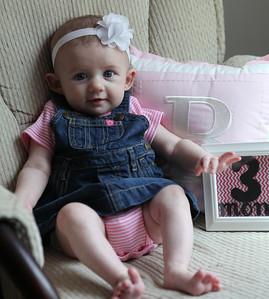 2014-04-15 Brielle 3 Month