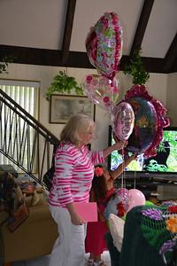 Parade of Balloons....