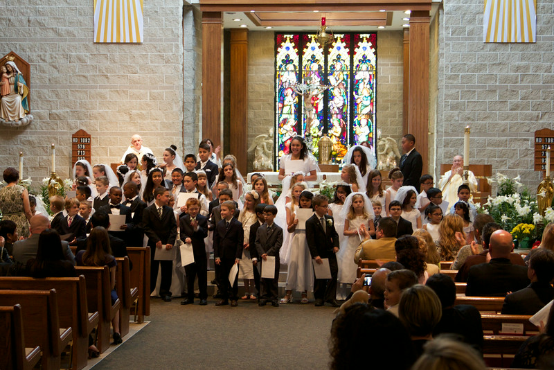 Will's First Holy Communion 5