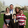 Will's First Holy Communion 22