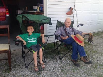 2014 07-27 Dad and Josiah