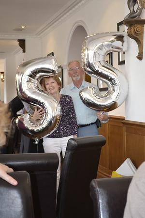 2014 08 Mum and Dads 55th wedding anniversary