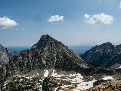 2014 August - Scott's 2nd Grand Teton Adventure