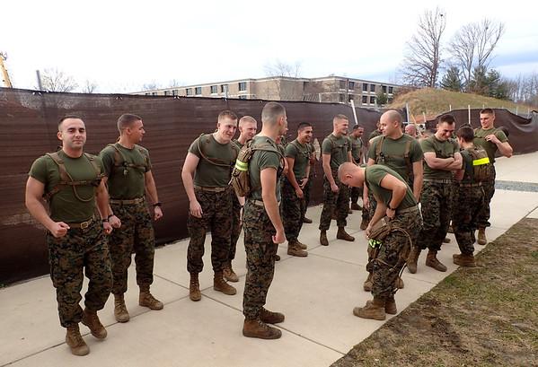 Morgan Bellmor At Marine Corps TBS December 2014 04