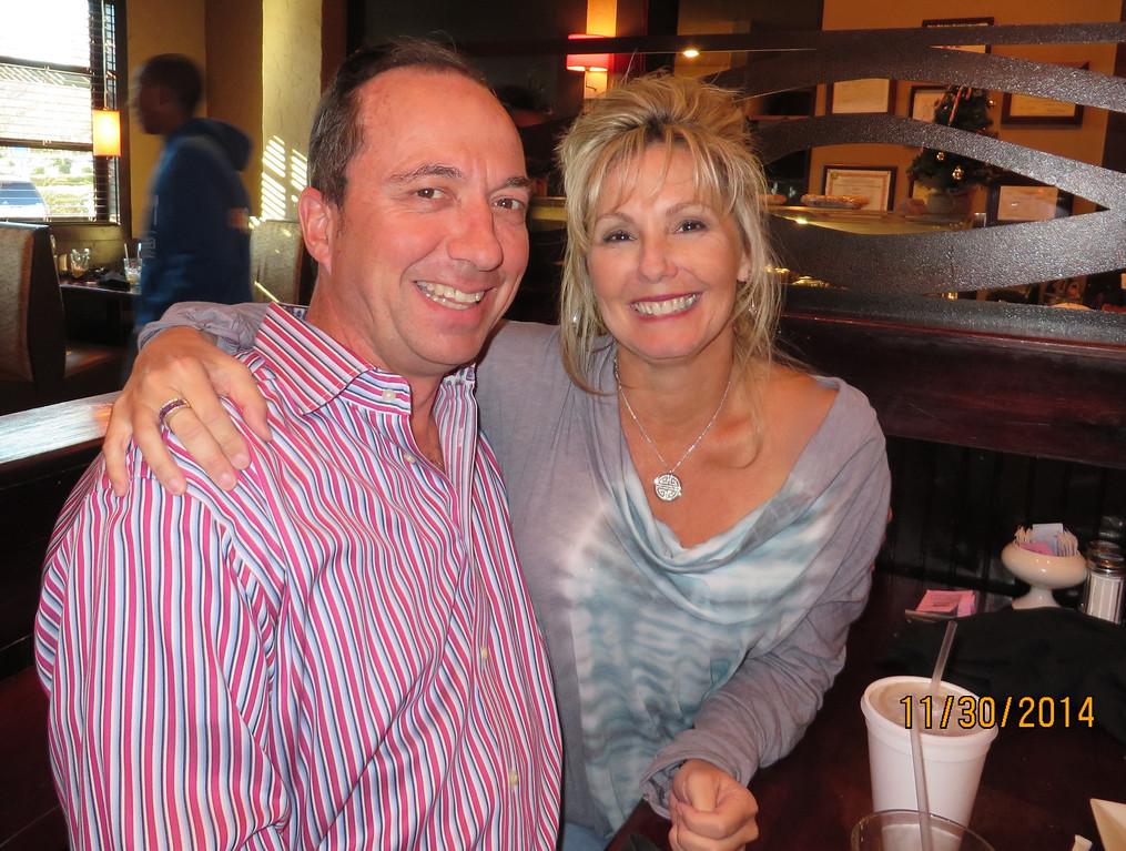 Karen & Kevin Ledford November 30, 2014